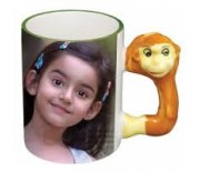 ANIMAL MUGS  MONKEY