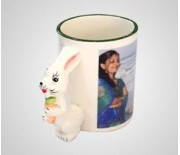 ANIMAL MUGS  RABBIT