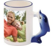 ANIMAL MUGS  DOLPHIN